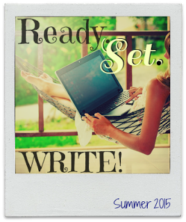 Ready. Set. WRITE! 2015 Week Seven