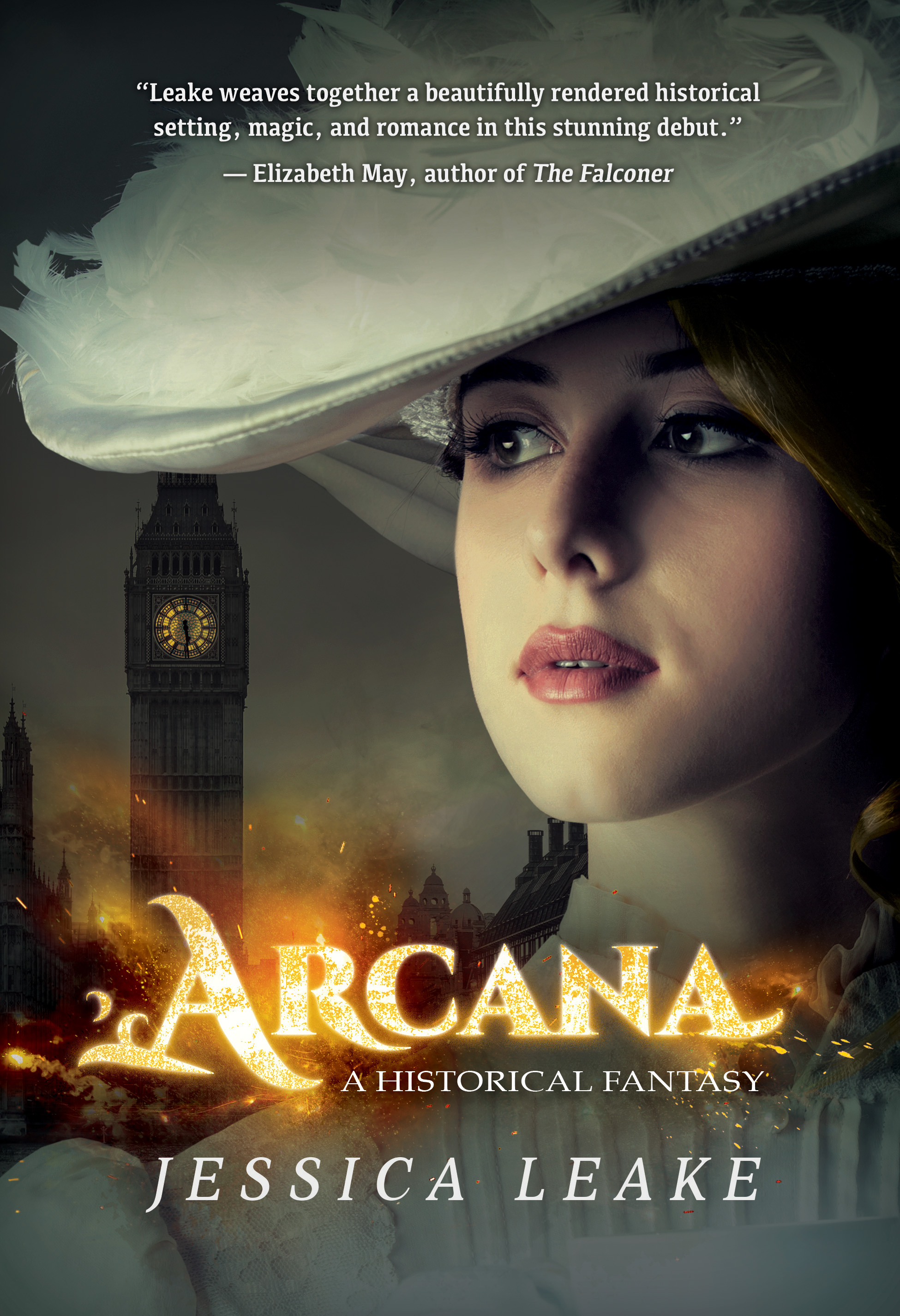 Arcana Paperback Cover Reveal!